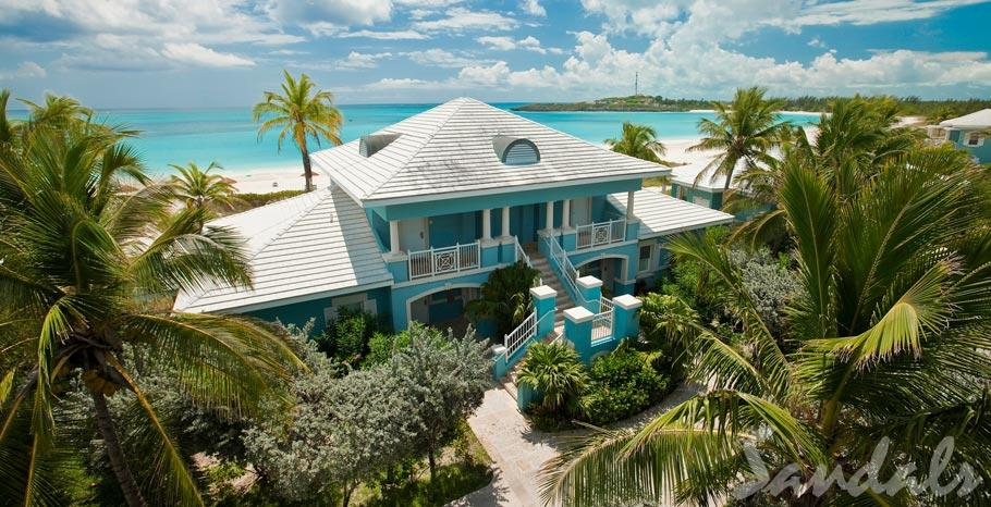 Sandals Emerald Bay Beachfront Villa