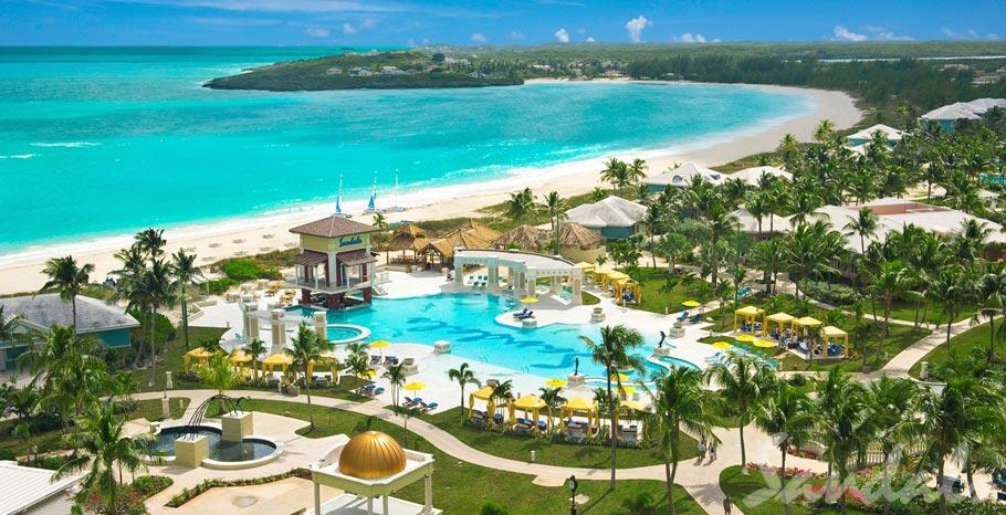 Sandals Emerald Bay Bay Pool