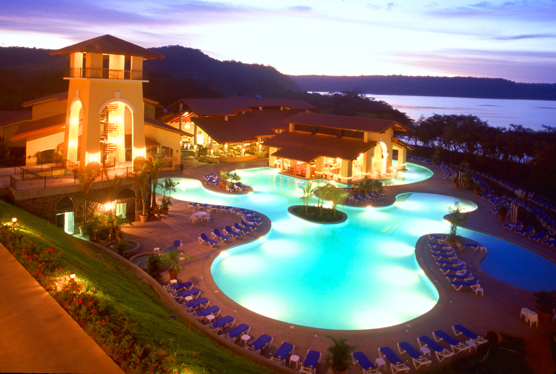 Allegro Papagayo Resorts Daily