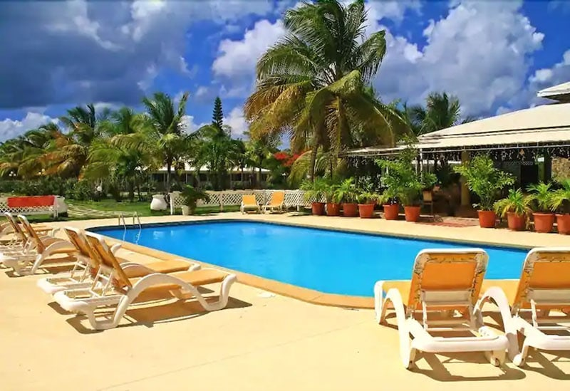 Anguilla Great House Pool