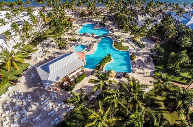 Be Live Punta Cana features pools for families, children and adults