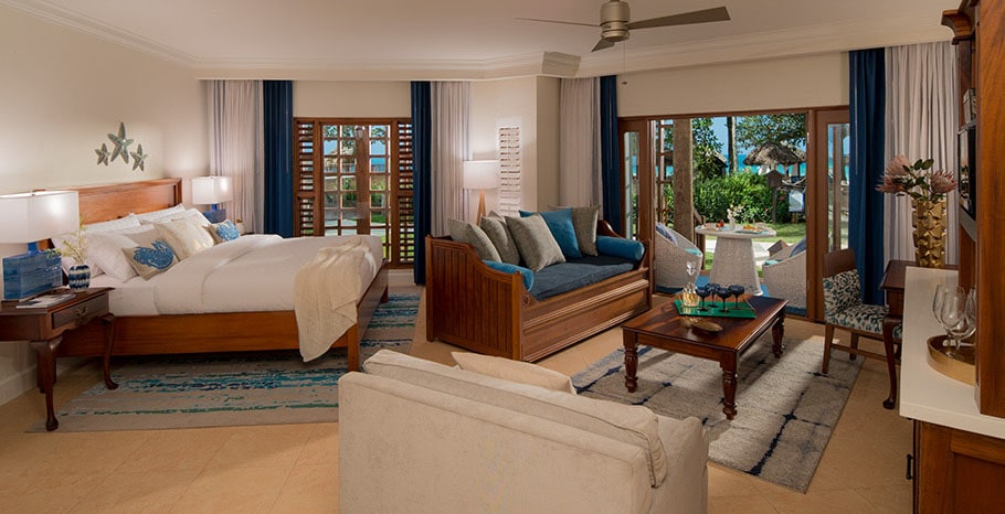 Beaches Negril Butler Walkout Suite