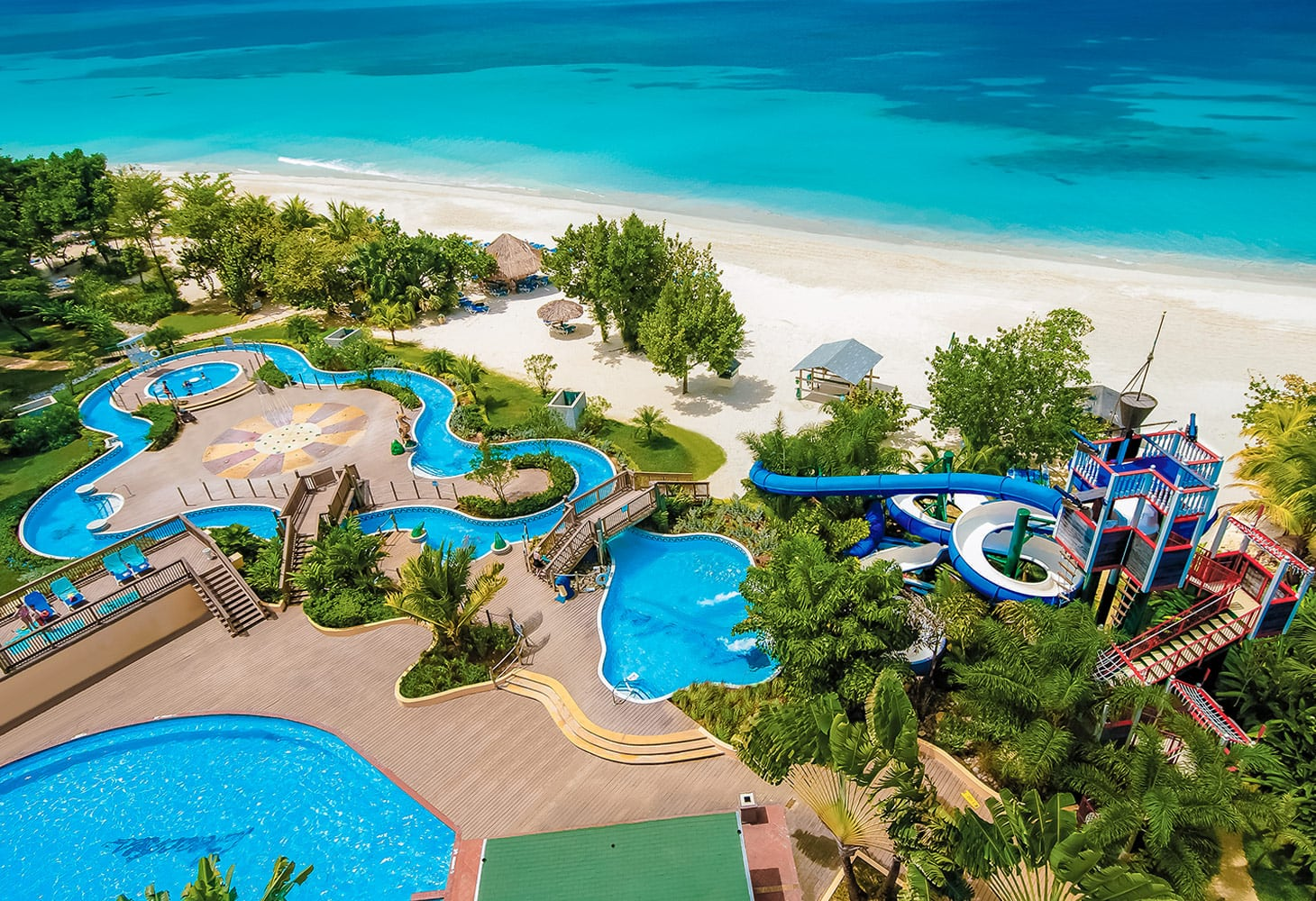 10 Amazing AllInclusive Caribbean Resorts with Water