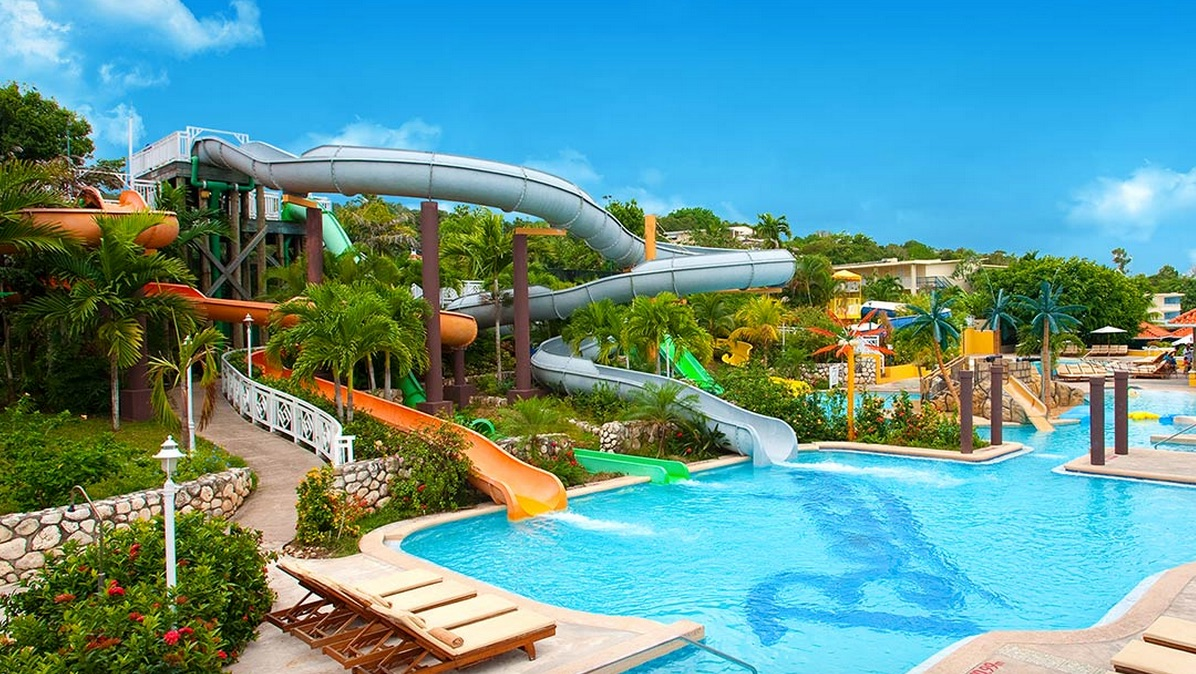 Waterpark at Beaches Ocho Rios