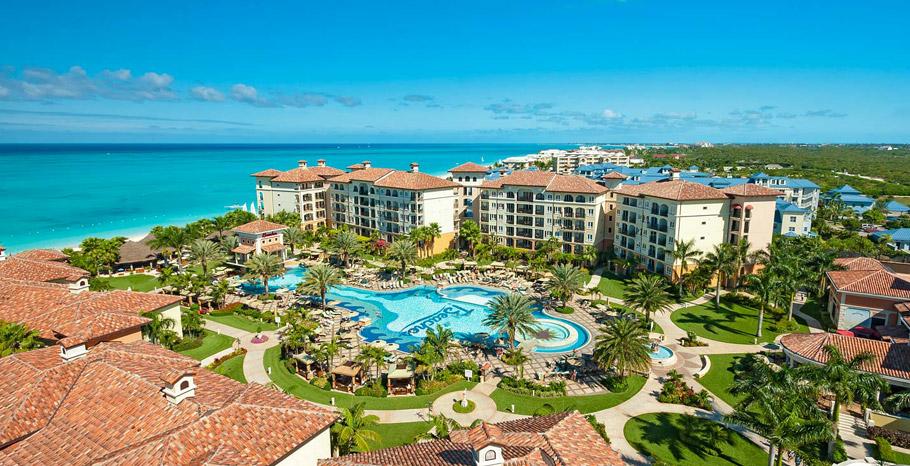 Beaches Turks & Caicos Main Pool
