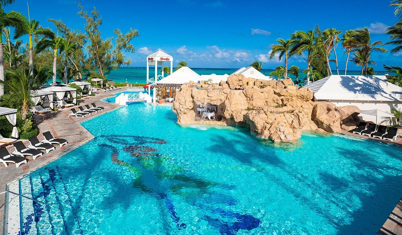 Beaches Turks & Caicos Pool
