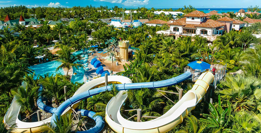 Beaches Turks & Caicos Waterpark
