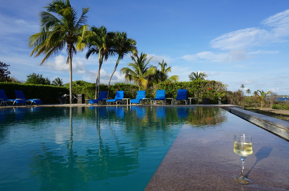 Blue Horizon Boutique Resort Infinity Pool