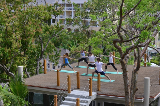 BodyHoliday Yoga Treehouse