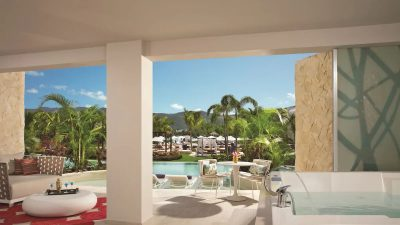 Breathless Montego Bay Patio with Swim Up Suite