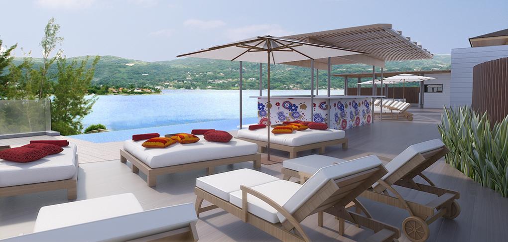 Breathless Montego Bay Pool Bar