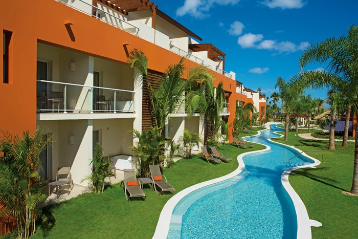 Breathless Punta Cana Swimout Suites