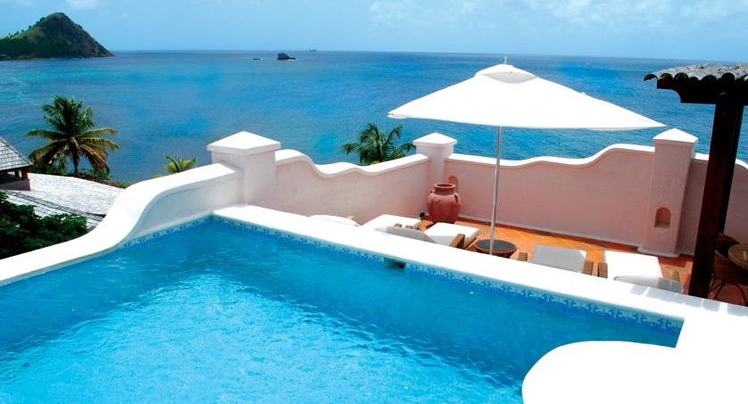 Cap Maison Rooftop Plunge Pool