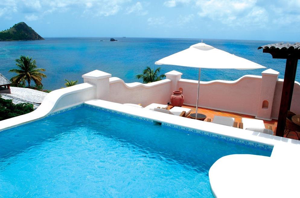 Cap Maison Rooftop Pool
