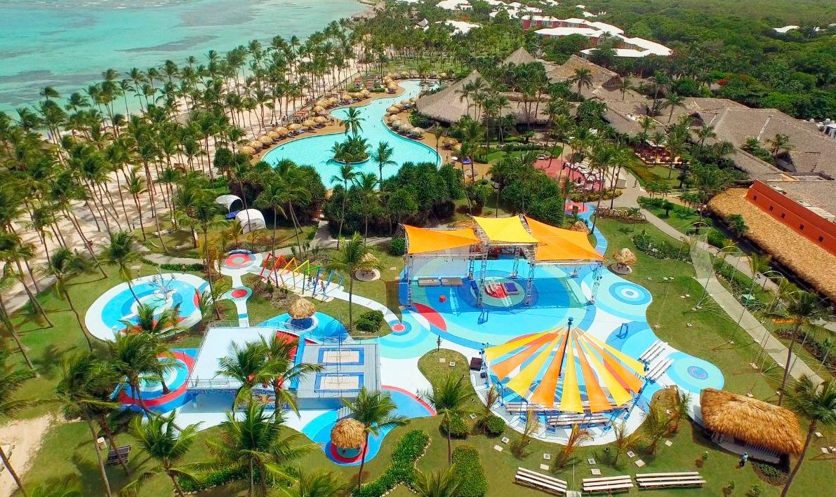 Club Med Punta Cana Cirque du Soleil Creative School