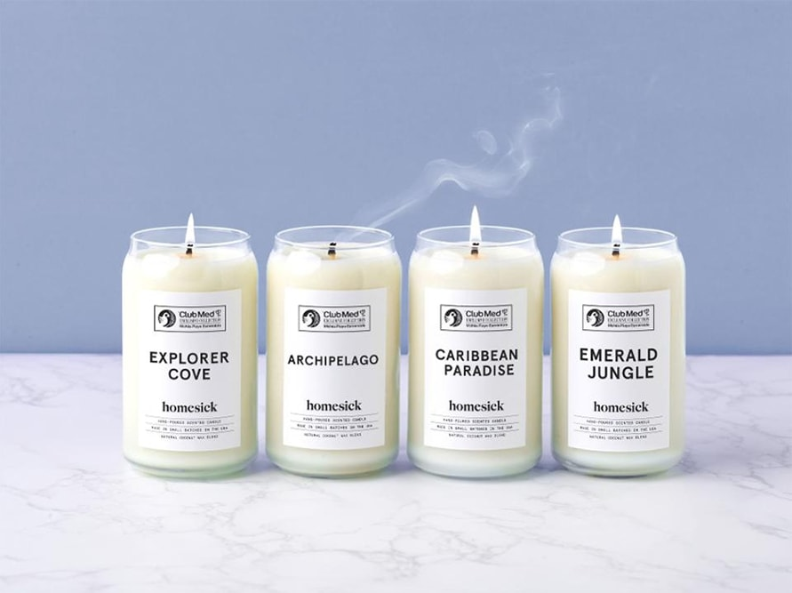 Club Med Resort Candles