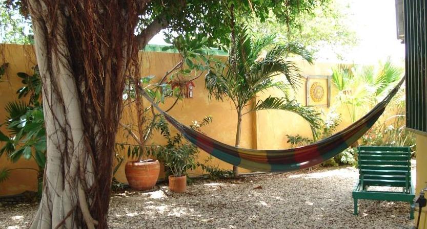 Coco Palm Garden Bonaire Hammock