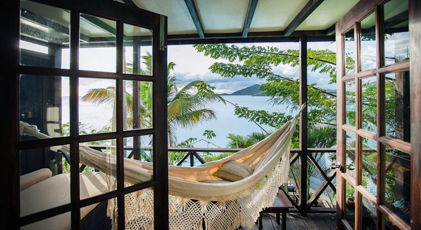 Cocos Cottage with hammock