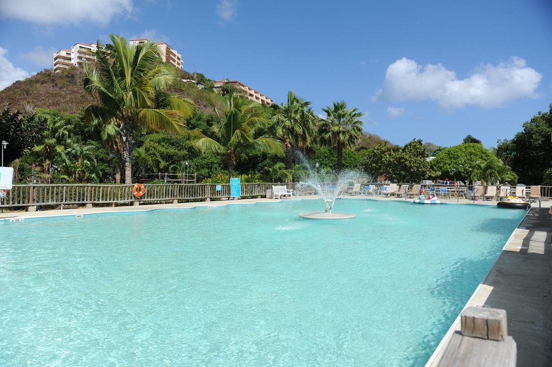 Sugar Bay Resort And Spa On St Thomas