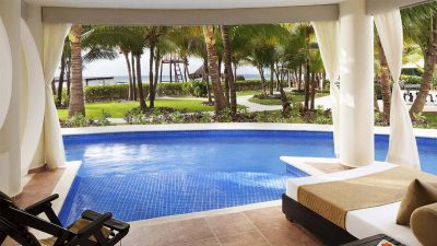 El Dorado Maroma Swim Up Suite