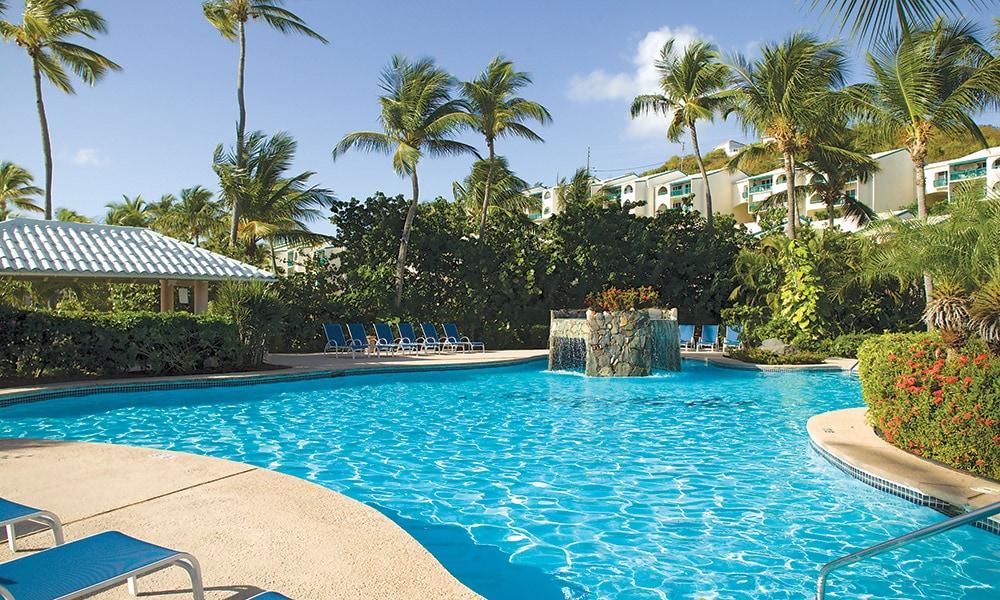 Elysian Beach Resort Pool