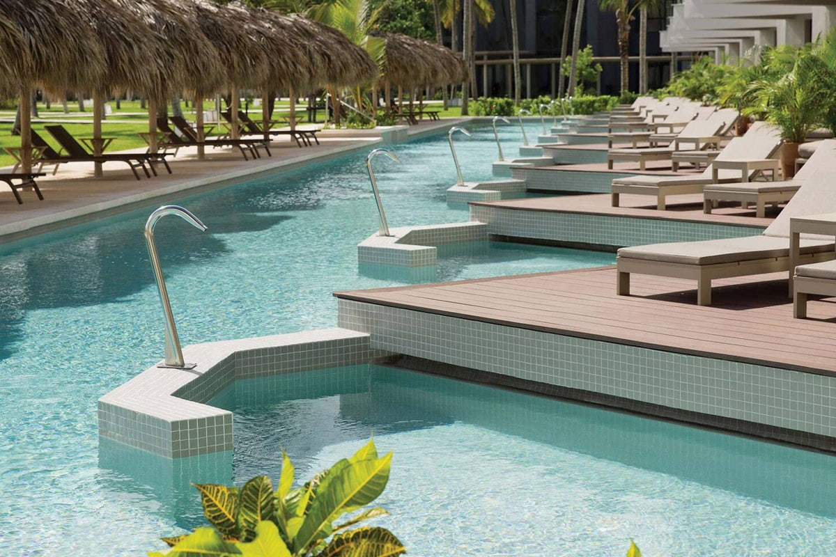 Excellence El Carmen Swim Up Suites