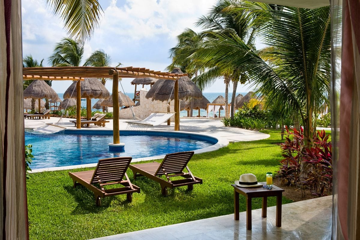Excellence Playa Mujueres Swim Up Suite
