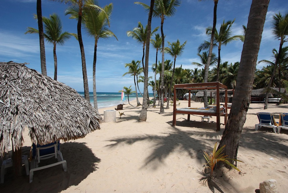 Excellence Punta Cana Beach Cabana