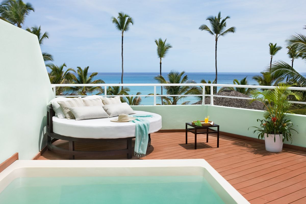 Excellence Punta Cana Oceanfront Pool Suite