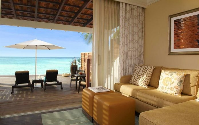 Fairmont Barbados Beachfront Junior Suite