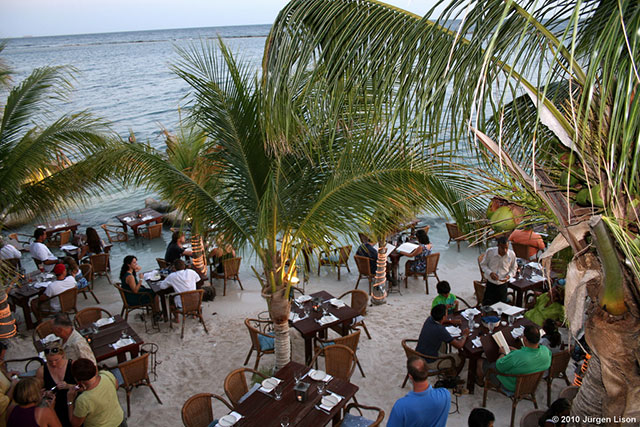 Best Restaurants In Aruba Near Palm Beach