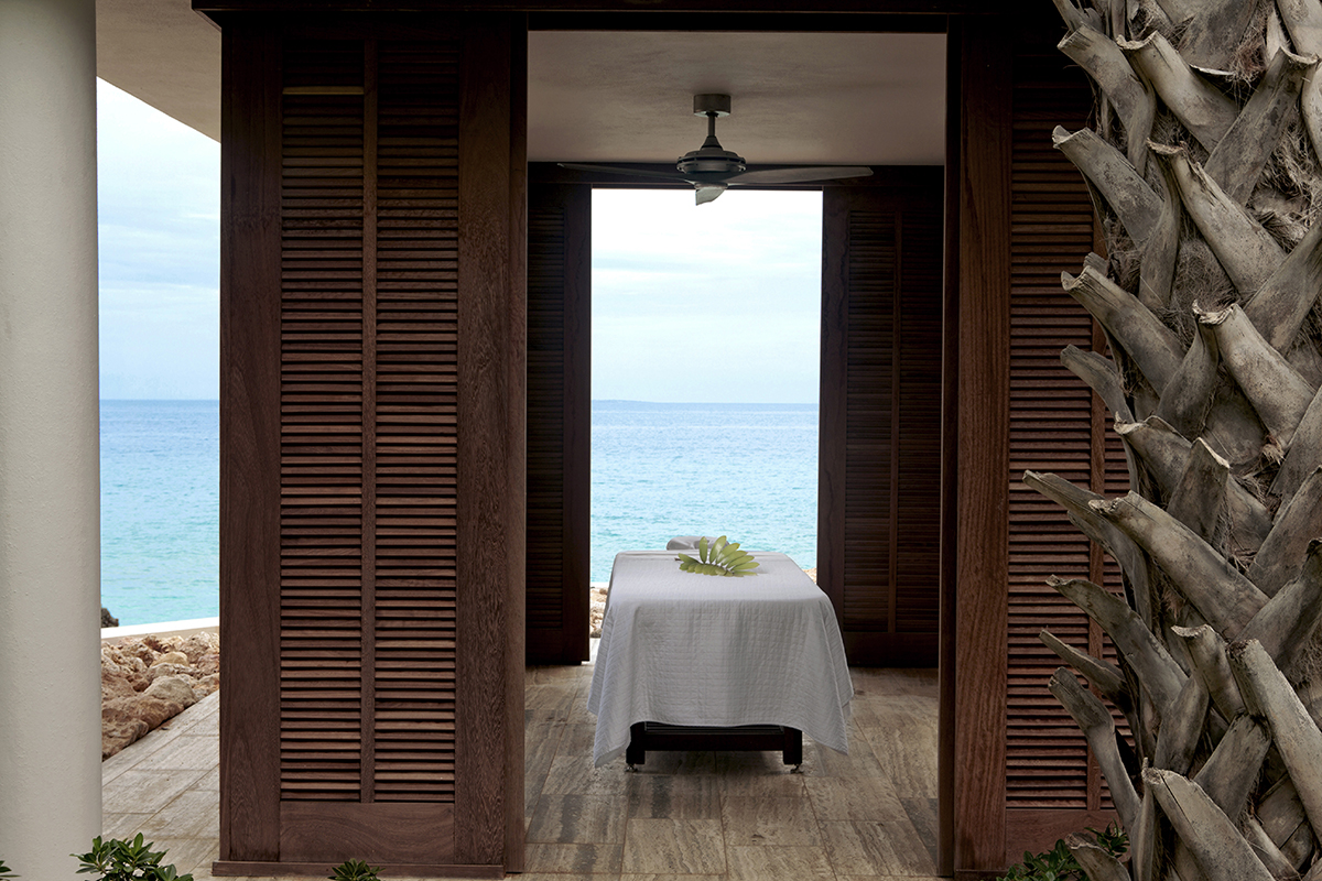 Four Seasons Anguilla Spa Cabana