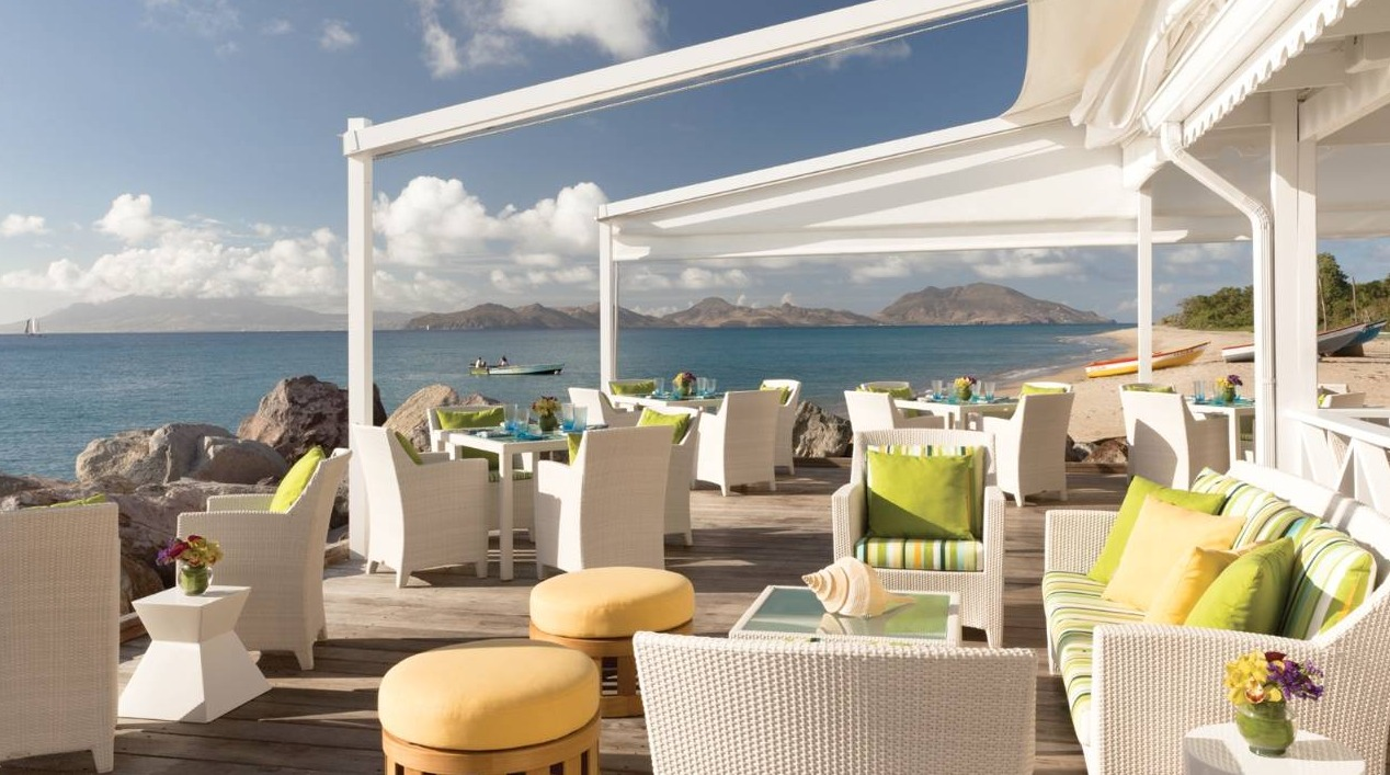 Four Seasons Nevis Mango Restaurant