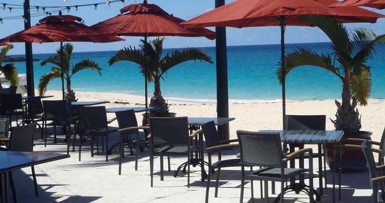Frangipani Beachfront Dining