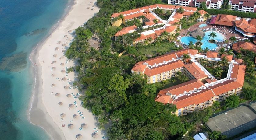 Aerial view of Gran Ventana Beach Resort