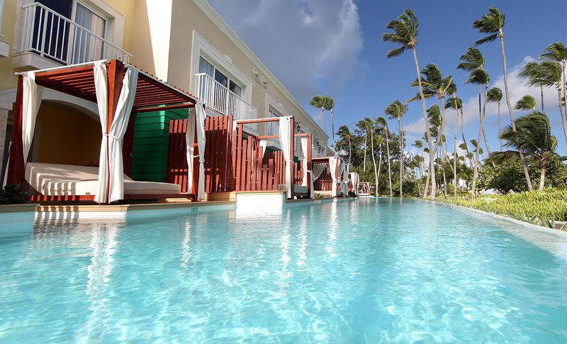 Grand Palladium Bavaro Suites Resort & Spa Swim Up Room