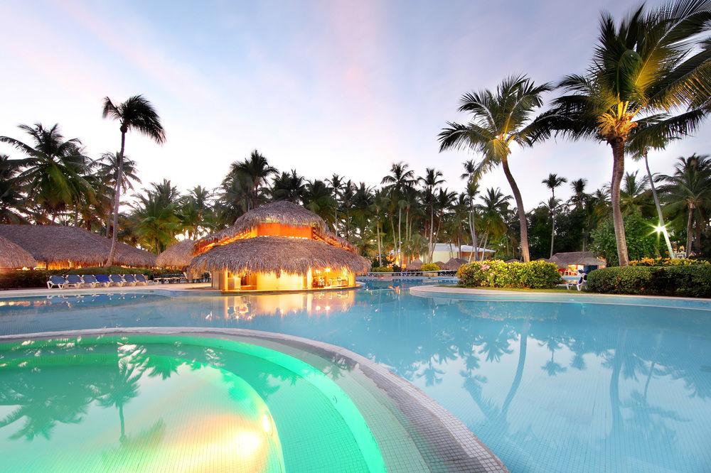 Pool at Grand Palladium Punta Cana