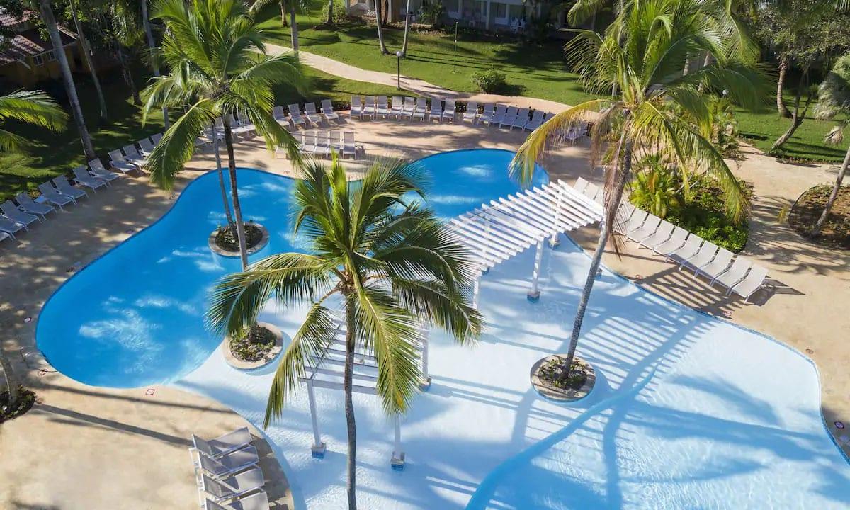 Grand Paradise Samana Pool