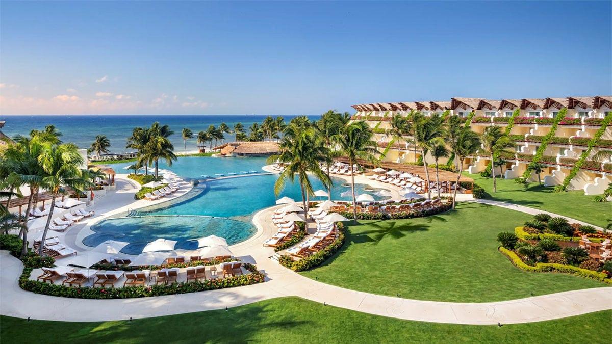 Grand Velas Riviera Maya Pool