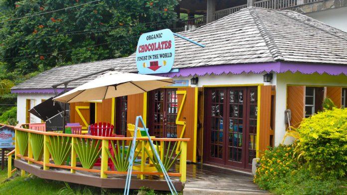 Grenada's organic chocolate