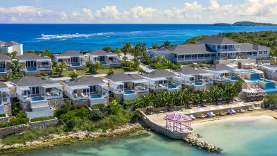 Hammock Cove Antigua villas