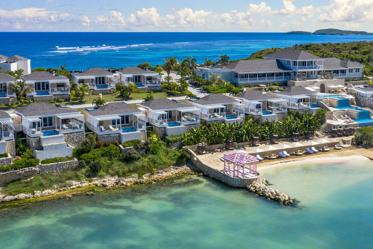 Hammock Cove Antigua villas