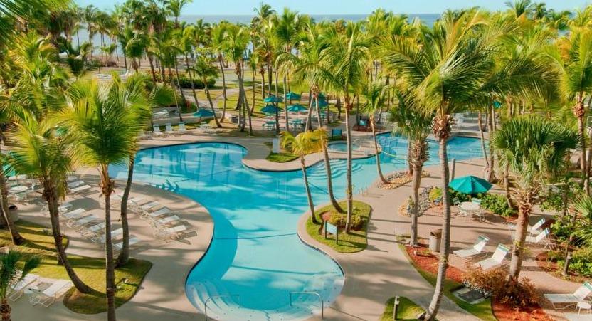 Hilton Ponce Resort Pool