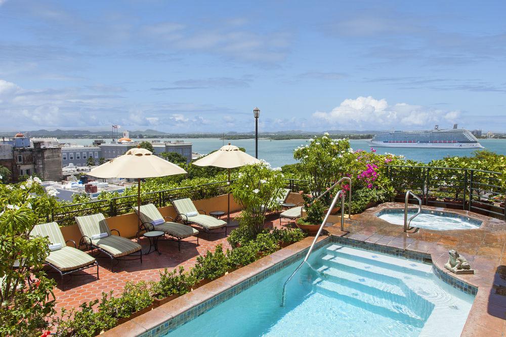 Hotel El Convento Pool