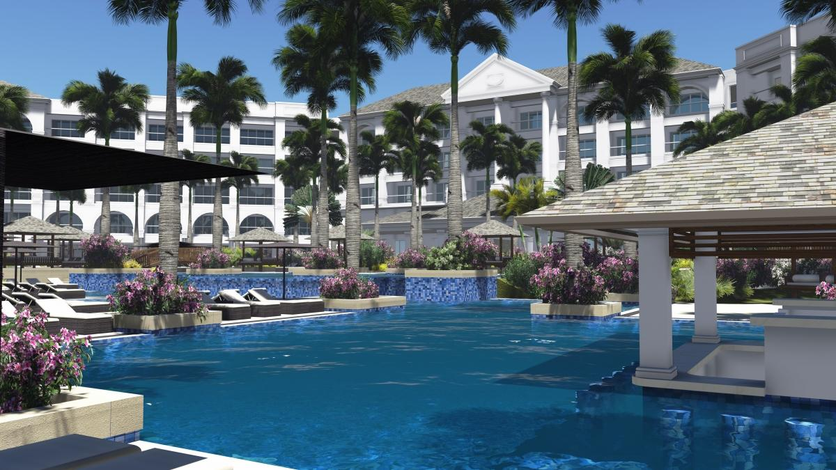 Jamaica Rooms With Private Pools