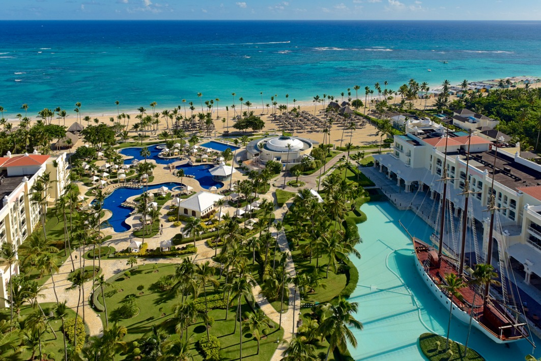 The adults-only Iberostar Grand Hotel Bavaro