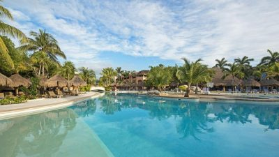Iberostar Selection Paraiso Maya Pool