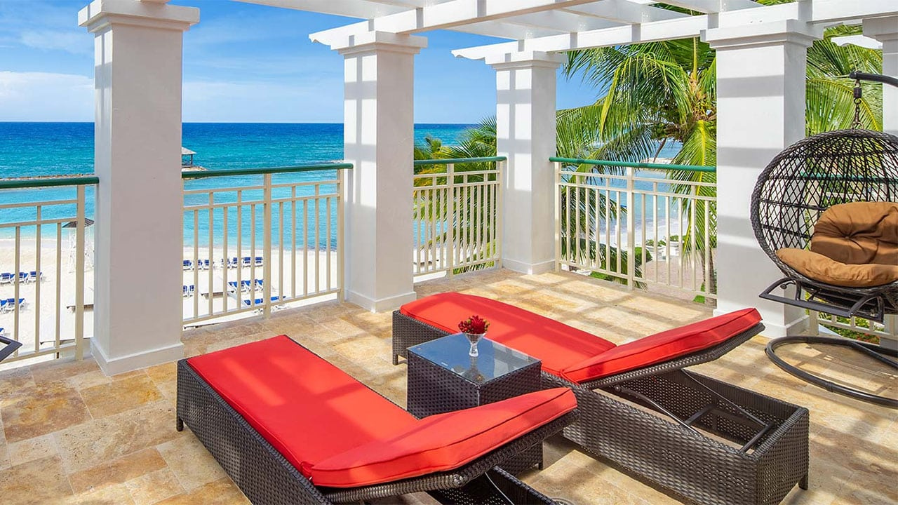Three-bedroom villa at Jewel Grande Montego Bay
