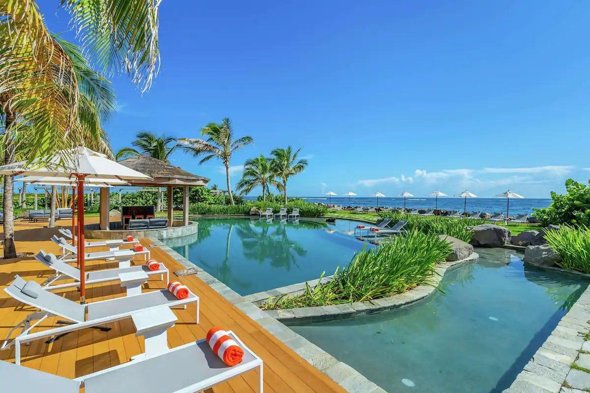 Koi Resort Saint Kitts Pool