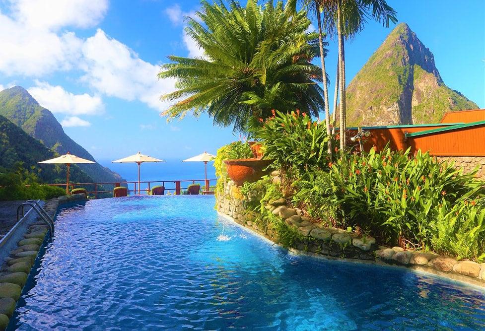 Ladera Resort Private Pool